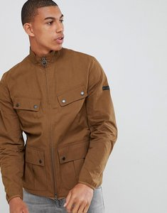 Read more about Barbour international donnington casual jacket in sand - tan