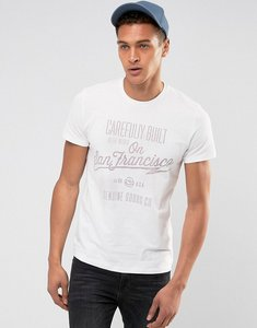 Read more about Esprit t-shirt with graphic - white 100