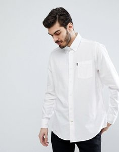 Read more about Barbour stanley tailored slim fit button down oxford shirt in white - white