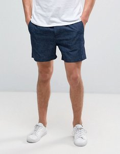 Read more about Weekday denim shorts smart blue - smart blue