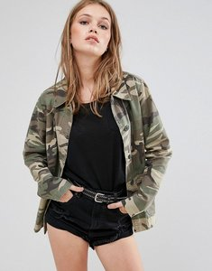 Read more about Levis workwear chore printed jacket - xylorimba thyme