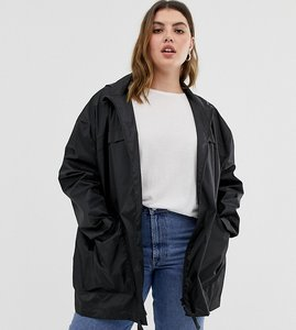 Read more about Asos design curve pac a mac jacket