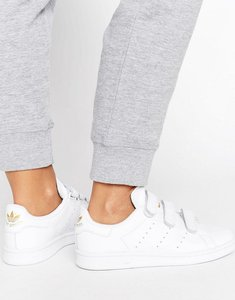Read more about Adidas originals white stan smith trainers - ftwr white