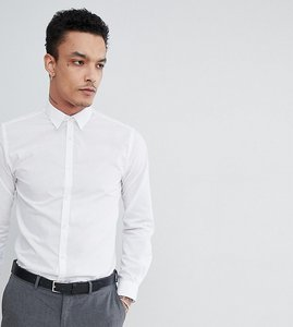 Read more about Noak skinny smart shirt - white