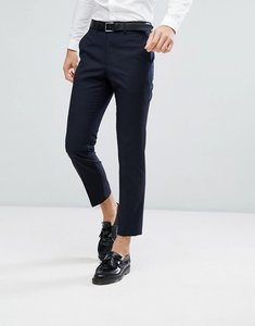Read more about French connection skinny wedding suit trouser in navy - navy