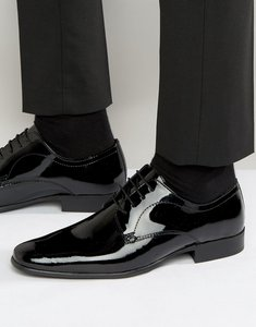 Read more about Red tape oxford shoes in patent leather - black