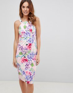 Read more about Paper dolls print dress - multi