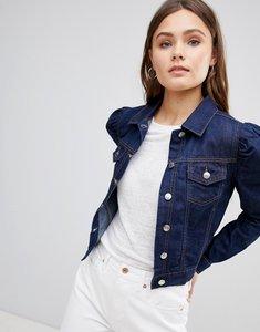 Read more about Parisian denim jacket - dark blue
