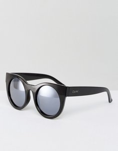 Read more about Quay australia sunglasses with lilac tinted lens - black