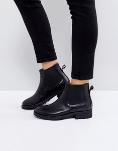 Read more about Hudson london carter black leather chelsea boots - black leather