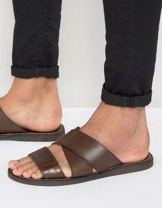 Read more about Aldo rauser-u sandals - brown