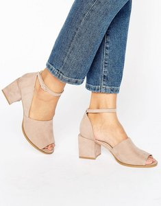 Read more about Asos one way heels - mink