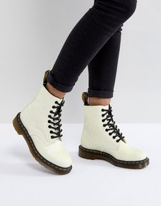 Read more about Dr martens pascal boot in white glitter - white glitter