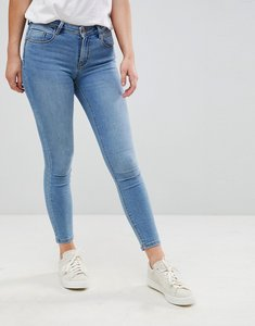 Read more about Only push up skinny jean - light blue denim