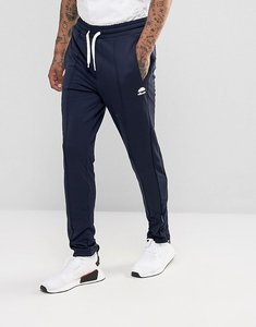 Read more about Ellesse italia poly tricot track joggers - navy