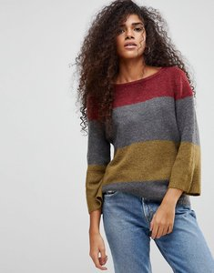 Read more about B young colourblock panel jumper - multi