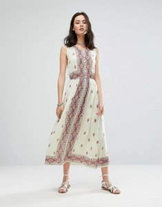 Read more about Raga endless love sleeveless patterned maxi dress - multi
