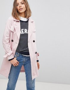 Read more about Esprit trench coat - pink