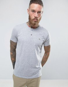 Read more about Le shark henley t-shirt - grey