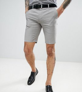 Read more about Heart dagger smart summer wedding shorts - stone