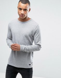 Read more about Produkt lightweight sweatshirt - light grey melange
