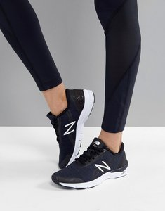 Read more about New balance training 711 trainers in black - black