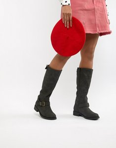Read more about Office flat knee boots