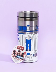Read more about R2-d2 travel mug - multi
