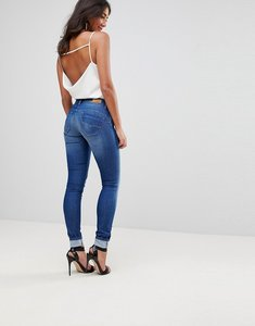 Read more about Salsa wonder push up mid rise skinny jean