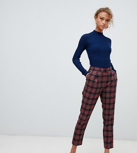 Read more about New look tartan check pull on trousers