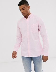 Read more about Tommy jeans classics long sleeve shirt