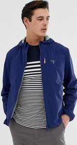 Read more about Barbour beacon lapse hooded waterproof jacket in blue