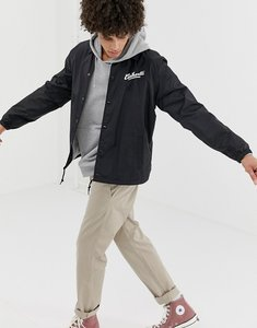 Read more about Carhartt wip coach jacket - black