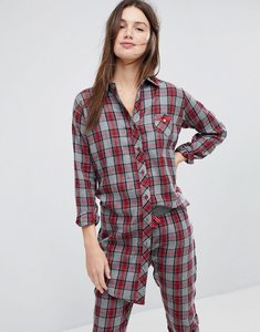 Read more about Esprit checked night shirt - multi