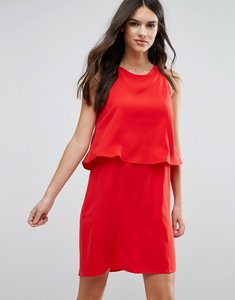 Read more about Y a s sleeveless red dress - red