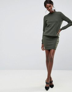 Read more about Y a s bodycon skirt - green