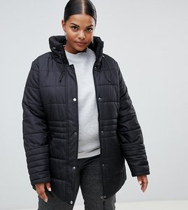 Read more about Junarose padded jacket - black