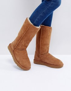 Read more about Ugg classic tall ii chestnut boots - chestnut