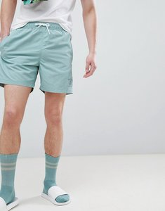 Read more about Hackett mr classic swim shorts in green - 668
