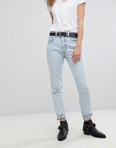 Read more about Levi s 501 high rise skinny jean - under the stars