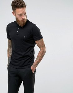 Read more about French connection basic polo shirt - black