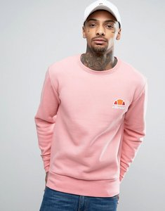 Read more about Ellesse sweatshirt with small logo - pink