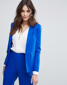 Read more about Fashion union tailored blazer co-ord - electric blue