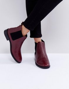 Read more about Faith binkie oxblood leather chelsea boots - oxblood