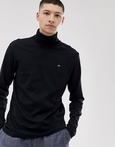 Read more about Calvin klein jeans logo turtle neck long sleeve t-shirt