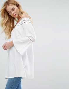 Read more about Walter baker angel tunic - white