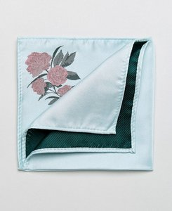 Read more about Asos pocket square in blue - bl1