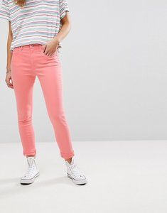 Read more about Levi s 721 high rise skinny jean - soft vintage pink