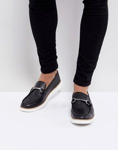 Read more about House of hounds alvin bar loafers - black