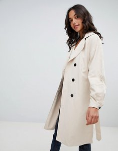 Read more about Vila trench coat - sandshell